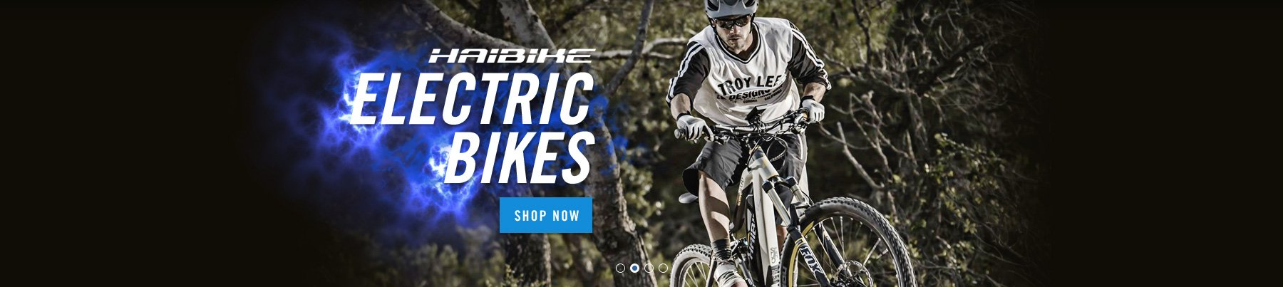 Electric Bikes - Shop Now