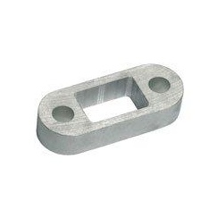1 inch alloy towball spacer block