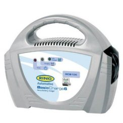 12v 6amp car battery charger for DIY use