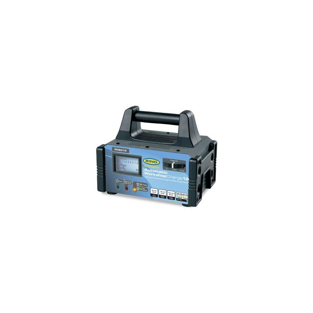 Ring Rcb312 Battery Charger For Professional Use
