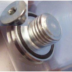 220110S Corteco sump plug for Vauxhall Astra, Vectra, etc