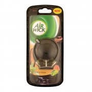 New Air Wick vanilla and spices car air freshener for air vent