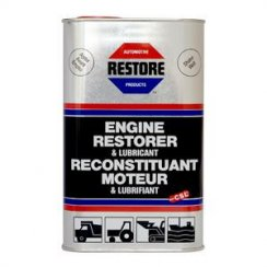 Automotive Engine Restore engine oil additive 1 litre can