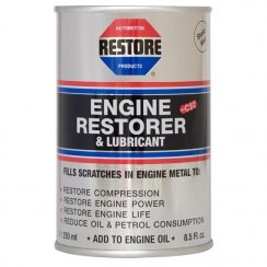 Automotive Engine Restore engine oil additive 250ml tin