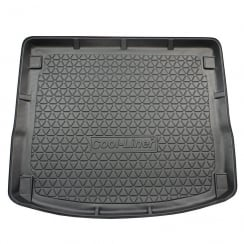 Premium tailor made heavy duty boot liner for Ford Focus MK3 Estate March.2011>