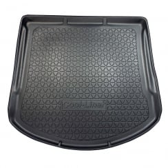 Premium tailor made heavy duty boot liner for Ford Mondeo IV Estate (mini spare tyre or tyre repair kit)