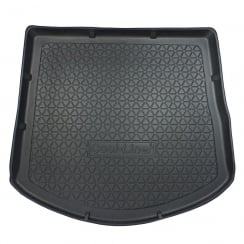 Premium tailor made heavy duty boot liner for Ford Mondeo IV Estate (with full size spare tyre)