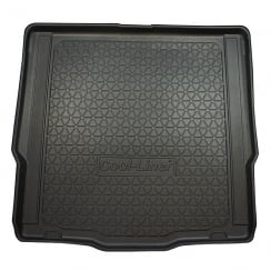 Premium tailor made heavy duty boot liner for Ford Mondeo V Estate (with mini spare tyre or tyre repair kit)