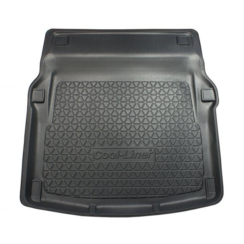 Aristar Premium tailor made heavy duty boot liner for Mercedes CLS W218 2011>