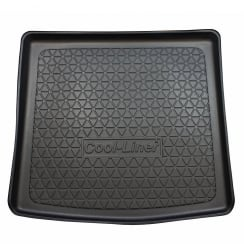 Premium tailor made heavy duty boot liner for Skoda Fabia III Estate (upper boot)