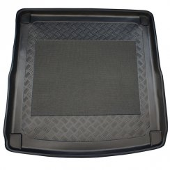 Tailored-fit anti-slip car boot liner Audi A4 Avant 08 on