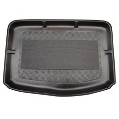 Tailored-fit anti-slip car boot liner for Alfa Romeo Mito hatchback