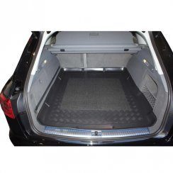 Tailored-fit anti-slip car boot liner for Audi A6 Avant (C7) 2011 on