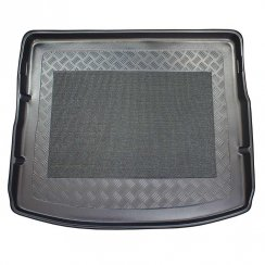 Tailored-fit anti-slip car boot liner for Land Rover Freelander 2