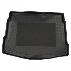 Tailored-fit anti-slip car boot liner for Nissan Qashqai 07-2014 (Not +2)