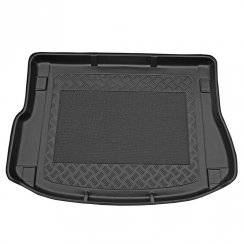 Tailored-fit anti-slip car boot liner for Range Rover Evoque 3 and 5 door