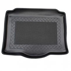 Tailored-fit anti-slip car boot liner for Skoda Roomster 2006 onwards