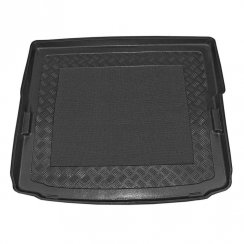 Tailored-fit anti-slip car boot liner for Vauxhall Zafira B 7 seater