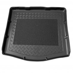Tailored-fit anti-slip car boot liner Ford Grand C-MAX 5 seater version 2010 onwards