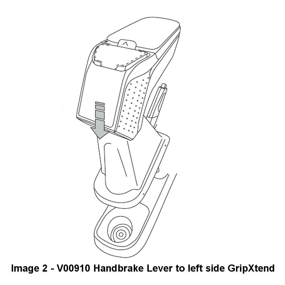 armster 2 premium car armrest for renault captur from