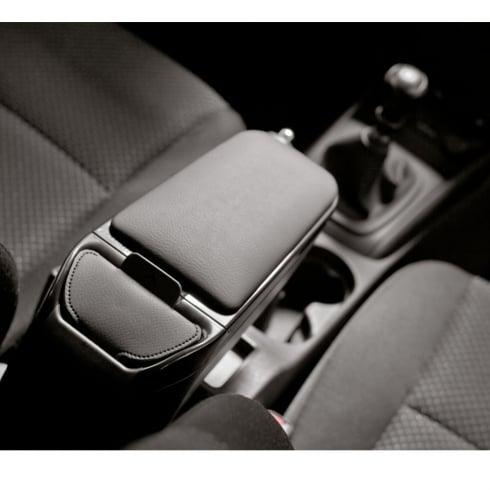 Armster 2 premium black car armrest for VW Golf MK5 2004-2008