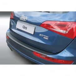 Audi Q5 rear guard bumper protector Nov 2008 to Sept 2016