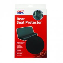 rear washable seat cover protector