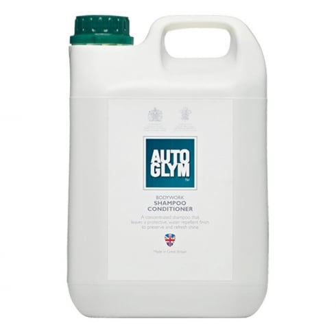 Bodywork Shampoo and conditioner (5 Litres)