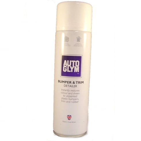 bumper and trim detailer (450ml)