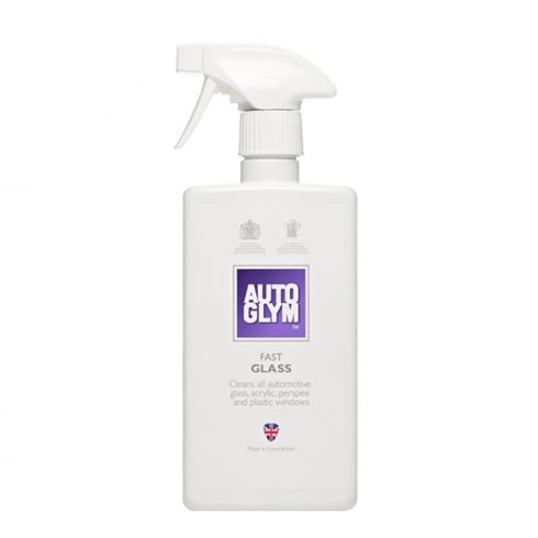 Auto Glym Fast Glass car window cleaner 500ml trigger bottle