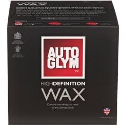 high definition wax kit