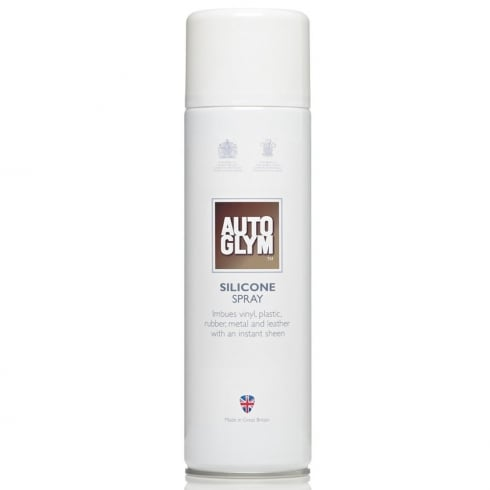 Auto Glym silicone spray for car trim and body mouldings (450ml)