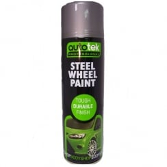 steel wheel paint 500ml