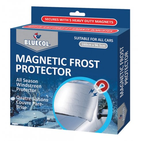 Bluecol Magnetic car windscreen frost protector