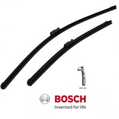 A937S Aerotwin front pair of wiper blades for BMW X6 E71 E72