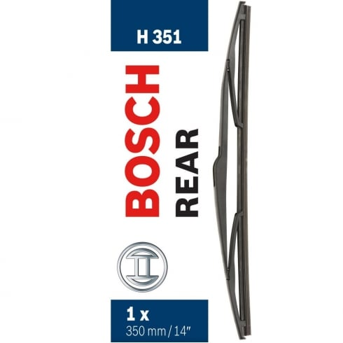 rear wiper blade for Mazda 3 Hatchback (BK)