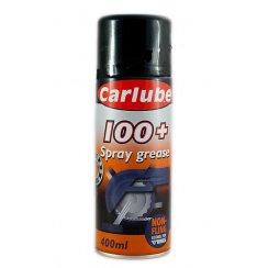 Carlube 100+ multi purpose spray grease and bike chain lubricant