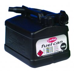 5 litre fuel can (black for diesel fuel)