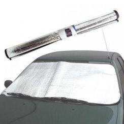 Frost protection for your car windscreen - small windscreen frost cover
