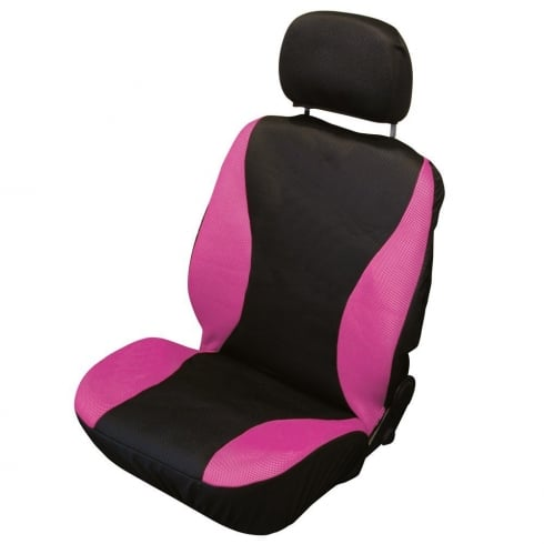 Carpoint Pink Lady car seat covers - 8 piece set