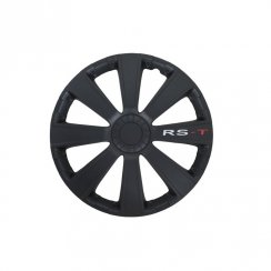 RS-T Black Wheel trim set (14 inch)
