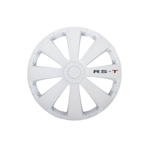 RS-T white Wheel trim set 13 inch