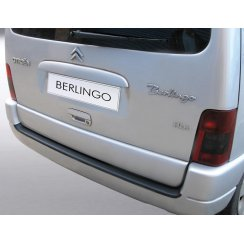 Citroen Berlingo rear guard bumper protector MK1 > 07/2008