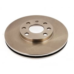 255mm single vented front brake disc for Vauxhall Astra MK4 / Astra G