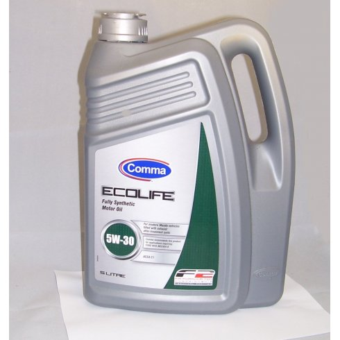 Comma Ecolife 5w-30 Engine oil 5Ltr