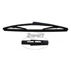 complete replacement rear wiper blade for Corsa, Punto, Clio, Micra