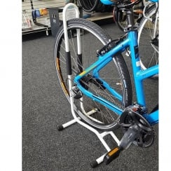 Cycle storage stand - all wheel sizes (upto 2.60 tyre width)