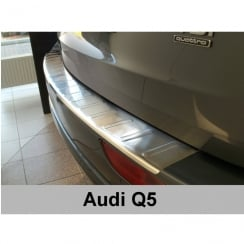 Audi Q5 stainless steel bumper protector 08-2012