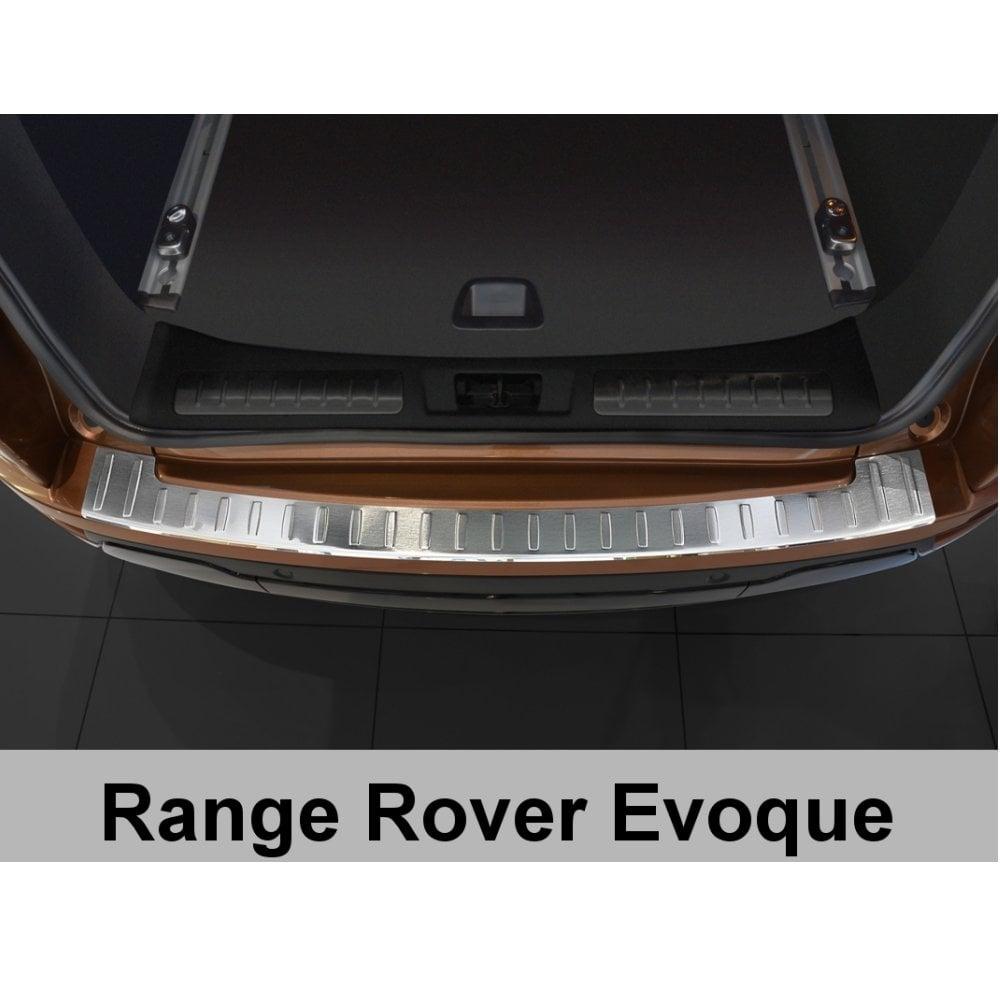 Stainless Steel Bumper Protector For Range Rover Evoque 5 Door
