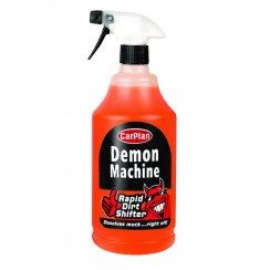 Demon Machine rapid dirt shifter desolves muck
